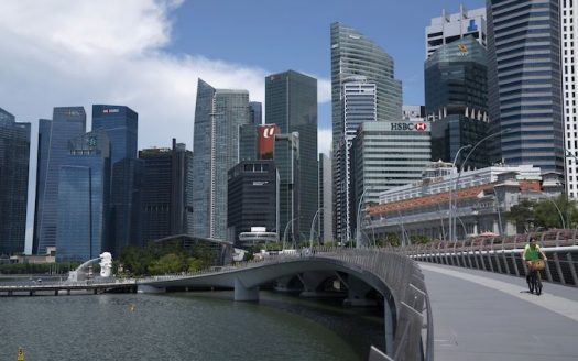 Tencent has chosen a co-working space for its first office in Singapore Offices@88property